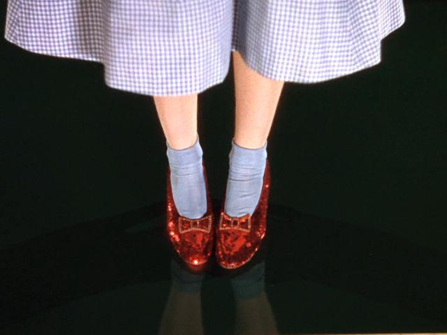 There S No Place Like Home Tap Shoes