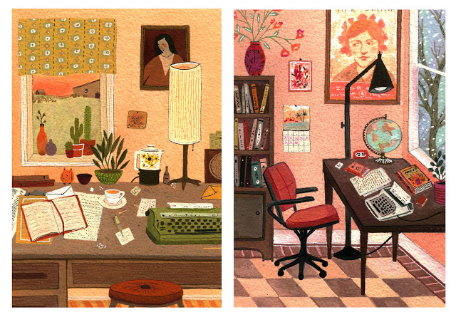 Image by Becca Stadtlander Room of Ones Own