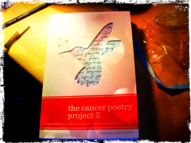 Cancer Poetry Project 2