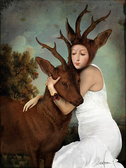 [trust by catrin welz-stein via red bubble}