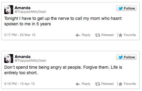 Amanda Tweets 2
