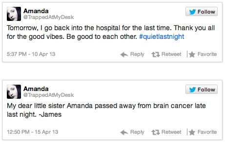 Amanda Tweets 3