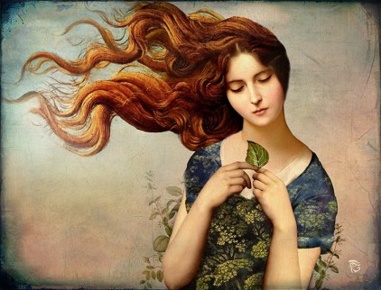 Your True Nature by Christian Schloe via Art Flakes