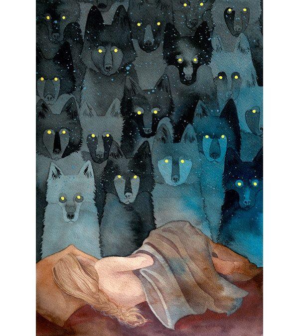 Caitlin Clarkson, Wolf & Coyote Folk