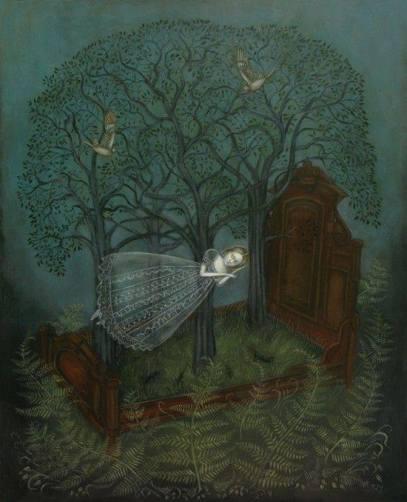 Art by Kelly Louise Judd