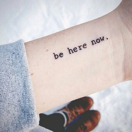 here-now