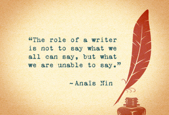the-role-of-a-writer
